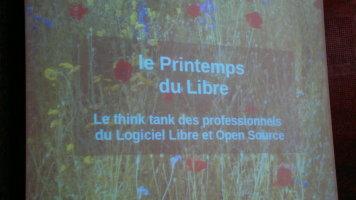 Printemps Logiciel Libre